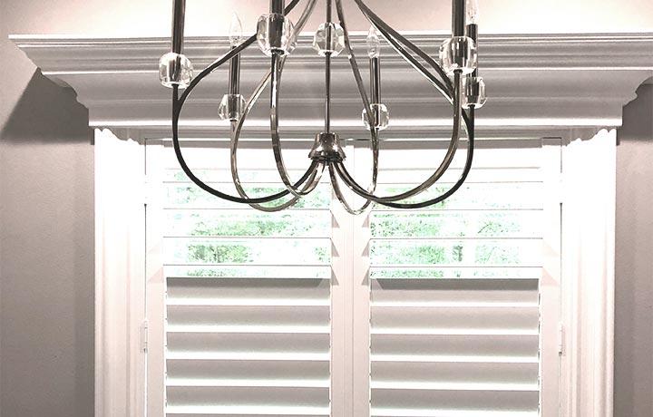 Skandia ultra white vinyl shutters