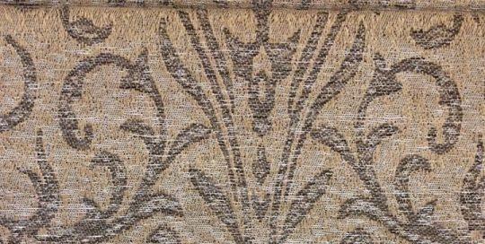 Graber fresco Roman shades